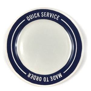 """Kate Spade """"Order's Up Made To Order"""" Accent Plate"""